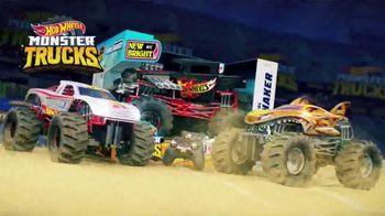 Hot Wheels Monster Trucks TV Spot, 'Racing Number One'