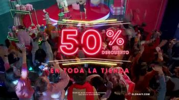 Old Navy TV Spot, 'Old Navy Tonight: regalos para ustedes!' [Spanish] - Thumbnail 8