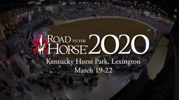 Road to the Horse TV Spot, 'Don't Miss Road to the Horse 2020'
