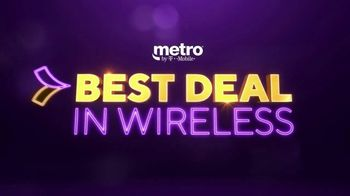 Metro by T-Mobile TV Spot, 'Best Deal in Wireless: Your Choice' - Thumbnail 2