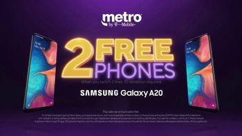 Metro by T-Mobile TV Spot, 'Best Deal in Wireless: Your Choice' - Thumbnail 5
