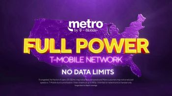 Metro by T-Mobile TV Spot, 'Best Deal in Wireless: Your Choice' - Thumbnail 6