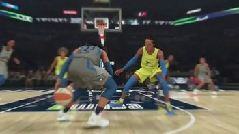 NBA 2K20 TV Spot, 'Accolades Trailer' Song by Quantrelle - Thumbnail 6