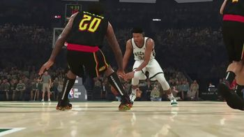NBA 2K20 TV Spot, 'Accolades Trailer' Song by Quantrelle - Thumbnail 7