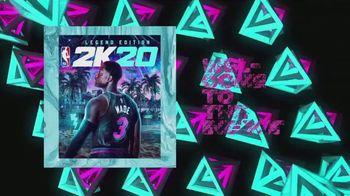 NBA 2K20 TV Spot, 'Accolades Trailer' Song by Quantrelle - Thumbnail 9