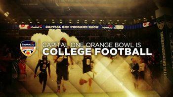 2019 Capital One Orange Bowl TV Spot, 'Is College Football' Featuring Dabo Swinney