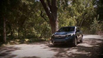 Honda Fall Sale TV Spot, 'Calling All Adventurers' [T2] - Thumbnail 10