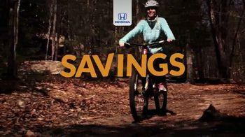 Honda Fall Sale TV Spot, 'Calling All Adventurers' [T2] - Thumbnail 5