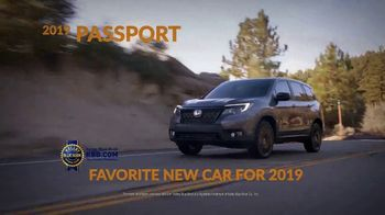 Honda Fall Sale TV Spot, 'Calling All Adventurers' [T2] - Thumbnail 6