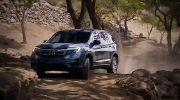 Honda Fall Sale TV Spot, 'Calling All Adventurers' [T2] - Thumbnail 9