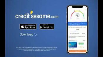 Credit Sesame TV Spot, 'Credit Dysfunction' - Thumbnail 8