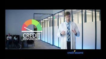 Credit Sesame TV Spot, 'Credit Dysfunction' - Thumbnail 3