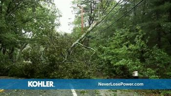 Kohler Generator TV Spot, 'Never Lose Power: Freak Snowstorm' - Thumbnail 5
