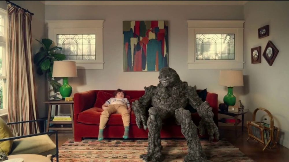 Frontier Communications TV Commercial, 'New Video Game: FiOS 500 mbps Internet'