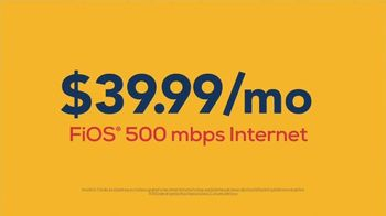 Frontier Communications TV Spot, 'New Video Game: FiOS 500 mbps Internet' - Thumbnail 8