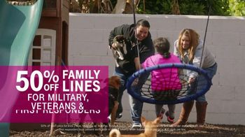 T-Mobile TV Spot, 'Military & First Responders: 50 Percent Off' - Thumbnail 4