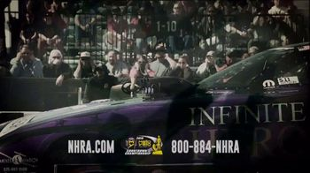 NHRA Mello Yello TV Spot, '2019 Auto Club Finals' Song by Grace Mesa - Thumbnail 1