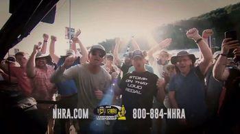 NHRA Mello Yello TV Spot, '2019 Auto Club Finals' Song by Grace Mesa