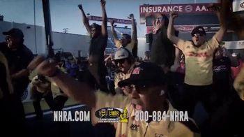 NHRA Mello Yello TV Spot, '2019 Auto Club Finals' Song by Grace Mesa - Thumbnail 6