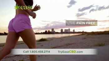 Ease CBD Cream TV Spot, 'Living Pain Free' - Thumbnail 1