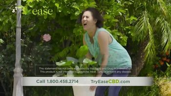 Ease CBD Cream TV Spot, 'Living Pain Free' - Thumbnail 3