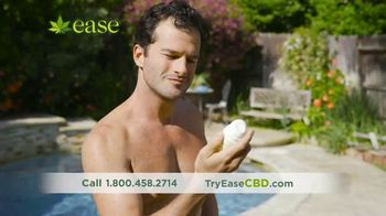 Ease CBD Cream TV Spot, 'Living Pain Free' - Thumbnail 4