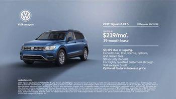 2019 Volkswagen Tiguan TV Spot, 'Tortoise' [T2] - 47 commercial airings