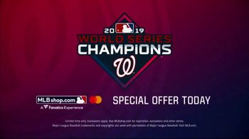 MLB Shop TV Spot, '2019 World Series Champions' - Thumbnail 10