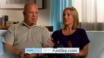 PureSleep TV Spot, 'Share Your Bed Again: Save 25 Percent' - Thumbnail 2