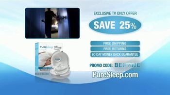 PureSleep TV Spot, 'Share Your Bed Again: Save 25 Percent' - Thumbnail 6