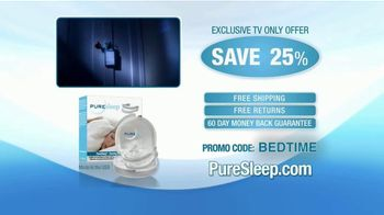 PureSleep TV Spot, 'Share Your Bed Again: Save 25 Percent' - Thumbnail 7