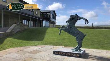 Hidden Links TV Spot, 'Lahinch Golf Club' - Thumbnail 1
