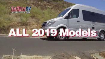La Mesa RV Model Year Sell Down TV Spot, '2019 Winnebag Forza' - Thumbnail 2