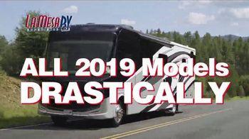La Mesa RV Model Year Sell Down TV Spot, '2019 Winnebag Forza' - Thumbnail 3