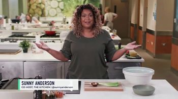 Food Network Kitchen App TV Spot, 'Sunny's Curry Pork Burgers' - 275 commercial airings
