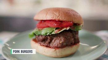 Food Network Kitchen App TV Spot, 'Sunny's Curry Pork Burgers' - Thumbnail 3
