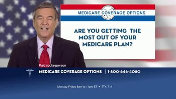 Medicare Coverage Options TV Spot, 'Are You Getting the Most?' - Thumbnail 1