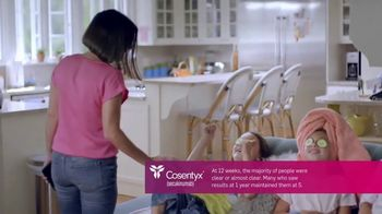 COSENTYX (Psoriasis) TV Spot, 'Kind of a Shock: LauraLee'