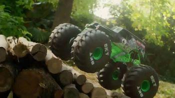 Monster Jam Mega Grave Digger TV Spot, 'Go Big'