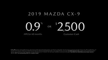 2019 Mazda CX-9 TV Spot, 'Inspiration' Song by Haley Reinhart [T2] - Thumbnail 8