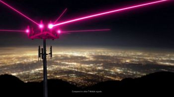 T-Mobile TV Spot, 'Signal: Four iPhones 11s for $35 Per Line' Song by Aerosmith - Thumbnail 2