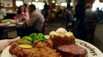 O'Charley's TV Spot, 'Free Appetizer With Two Combo Meals' - Thumbnail 2