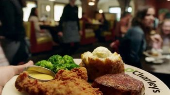 O'Charley's TV Spot, 'Free Appetizer With Two Combo Meals' - Thumbnail 3