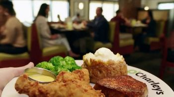 O'Charley's TV Spot, 'Free Appetizer With Two Combo Meals' - Thumbnail 4