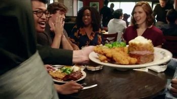 O'Charley's TV Spot, 'Free Appetizer With Two Combo Meals'
