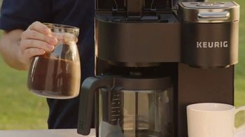 Keurig K-Duo TV Spot, 'Spinner: Family Brunch' Featuring James Corden - Thumbnail 4