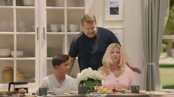 Keurig K-Duo TV Spot, 'Spinner: Family Brunch' Featuring James Corden - Thumbnail 8
