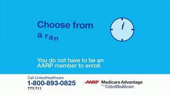 UnitedHealthcare AARP Medicare Advantage TV Spot, 'Time to Choose' - Thumbnail 6