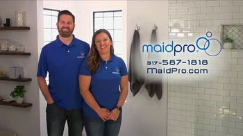MaidPro TV Spot, 'We Know How Valuable Your Time and Money Are' - Thumbnail 7