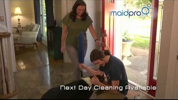 MaidPro TV Spot, 'We Know How Valuable Your Time and Money Are' - Thumbnail 4